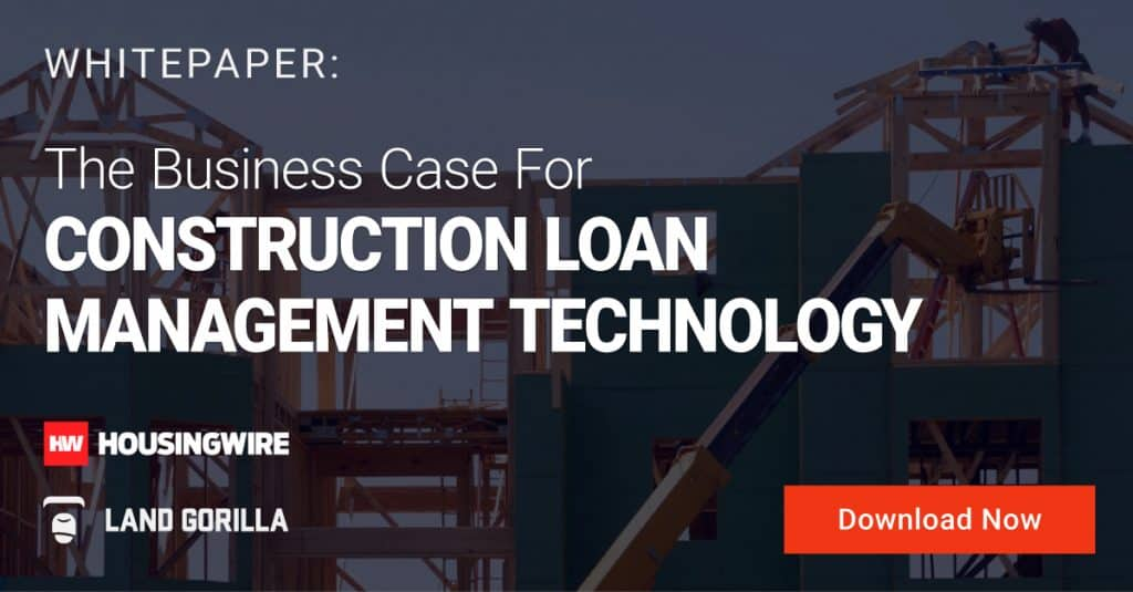 Construction Loan software   Construction Loan Technology
