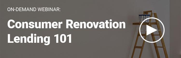 Renovation Loans | Consumer Renovation Lending 101 | Land Gorilla